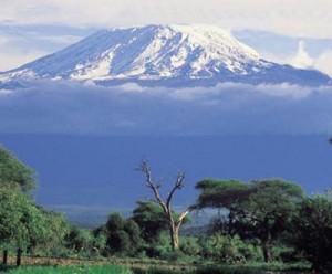 mount kilimano seven wonders