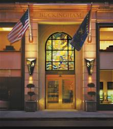 buckingham hotel in new york