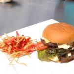 Quality Burger Dish