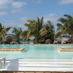 Parque das Dunas hotel in Cape Verde Existing Pool2