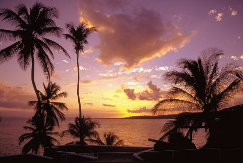 Tobago Sunset