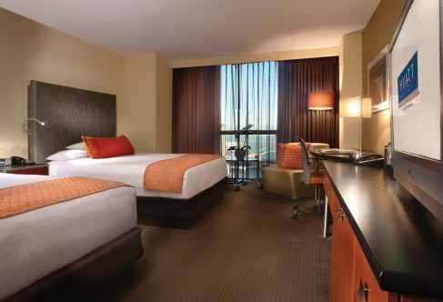 Hyatt Regency Chicago Renovated Guestroom