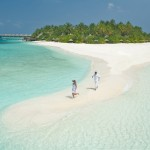 Vilu Reef in Maldives