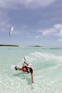 Kite Surfing Olhuveli